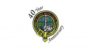 40th Anniversary Logo BH